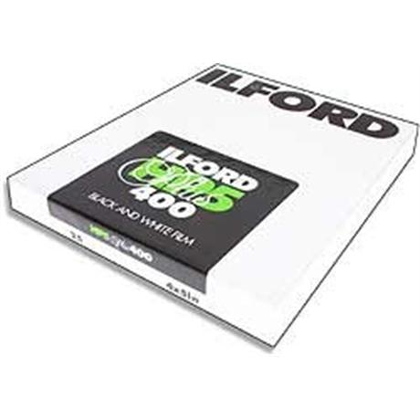 Ilford HP5 5x4 Sheet Film (25) thumbnail